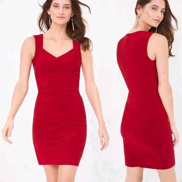 d569cb52cbbd White House Black Market Dresses | Slimming Cocktail Dress | Poshmark